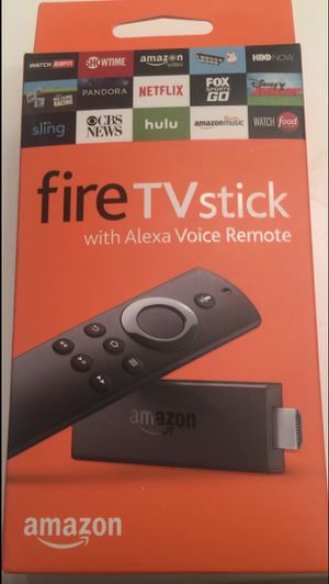 Brand New Amazon JB Fire TV for Sale in Tracy, CA