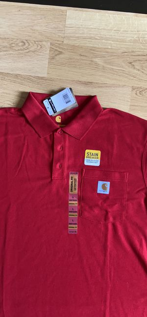Carhartt Polo Red (NWT) for Sale in San Jose, CA