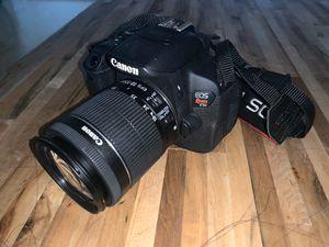 Canon T5I for Sale in Norwalk, CA