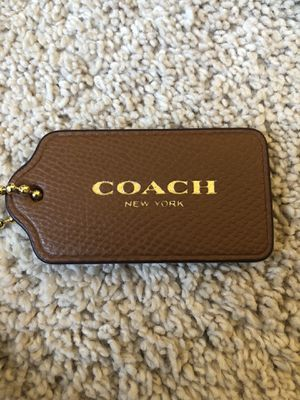 Coach Cross Body Bag (NEVER USED) for Sale in Houston, TX