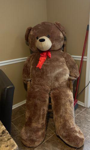 Giant teddy bear for Sale in Alexandria, VA
