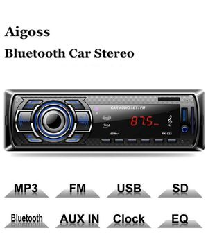 Bluetooth car stereo for Sale in Highland Park, MI