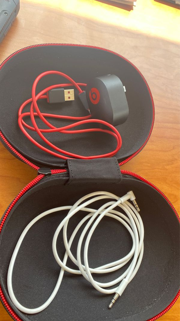 BEATS by Dr DRE SOLO headphones pink
