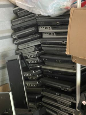 Lot of 75 Laptops, $30 each. You have to buy all. (Dell, Hp, Gateway and more. Mostly Core 2 Due, the laptops were in working condition before I buy for Sale in Woodbridge, VA