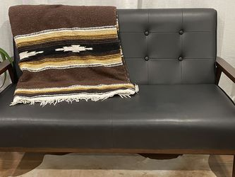 MCM FAUX LEAHTER LOVESEAT COUCH for Sale in Philadelphia,  PA