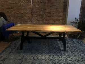 Large Dining Table for Sale in New York, NY