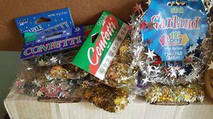 4th star confetti for Sale in Stuart, FL