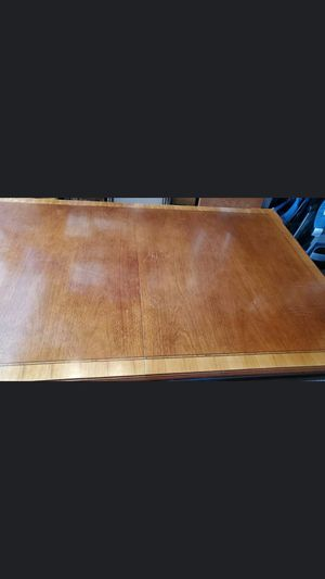 Kitchen Table With Cabnet for Sale in Visalia, CA