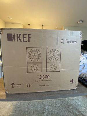 Kef Q300 Speakers for Sale in Belleville, IL