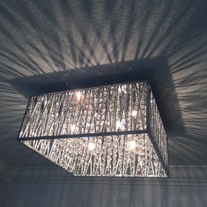 New in box modern chandelier pendant for Sale in Costa Mesa, CA