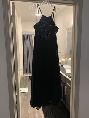 2 Piece Navy Prom Dress, Size 4 for Sale in Grand Prairie, TX