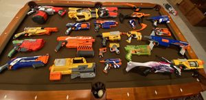 Nerf Gun Lot for Sale in Port Orchard, WA