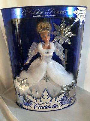 New Cinderella Barbie Special Edition for Sale in Chino, CA
