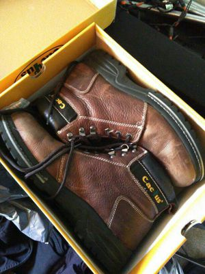 Size 12 Cactus Work Boots for Sale in San Jacinto, CA