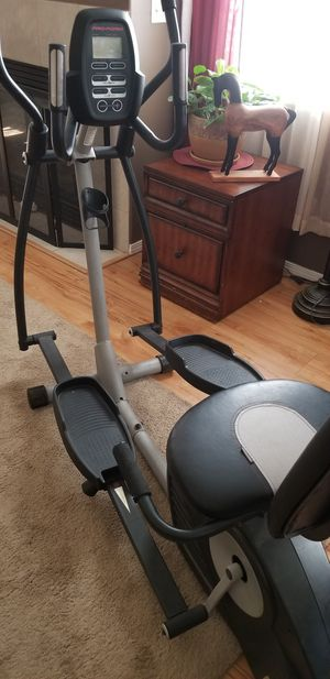 Pro-form Hybrid Elliptical, like new, rarely used for Sale in Salem, OR