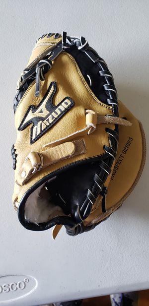 MIZUNO Youth baseball Glove (catchers) New! for Sale in Sumner, WA