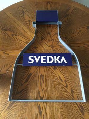 Metal Svedka for Sale in Owasso, OK