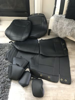 Car seat cover Rav4 for Sale in Tacoma, WA