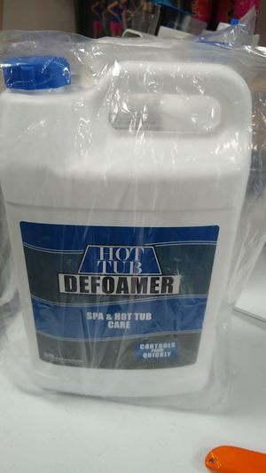 Hot Tub Defoamer for Sale in Riverside, CA