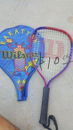 Wilson tennis racket racquet rakattak cover for Sale in Phoenix, AZ