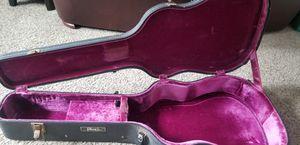 Vintage 1970's Gibson Acoustic Guitar Hard Case for Sale in Lake Stevens, WA