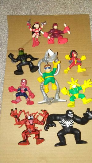 Action figure marvel for Sale in Warwick, RI