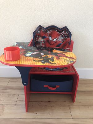 Spider-Man kid's desk for Sale in Pittsburg, CA