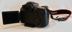 Canon EOS 70D for Sale in Riverside, IL