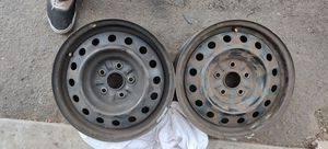 """2x 16"""" steel rims for 2004 to 2010 Sienna for Sale in Ontario, CA"""