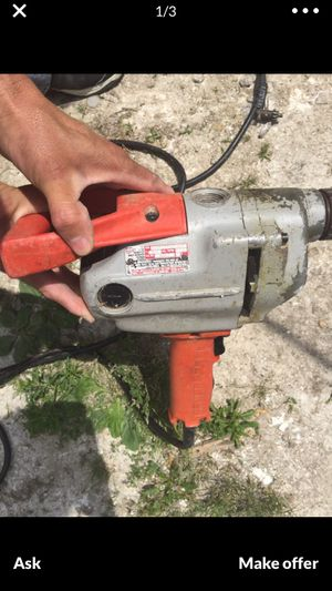 Is a drill $ 80 Super dutly for Sale in Wilson, NC