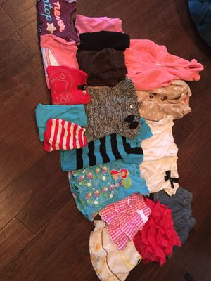 24mo-2t girl's clothes lot for Sale in Tacoma, WA
