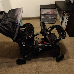 Sit and Stand double stroller for Sale in Riverside, CA