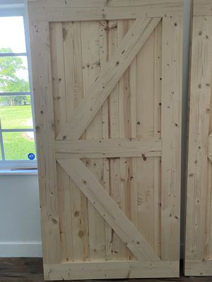 Barn door for Sale in Miami, FL