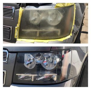 Chevy Tahoe 2007-2014 Halogen led hid headlight 07 08 09 10 11 12 13 14 for Sale in Riverside, CA