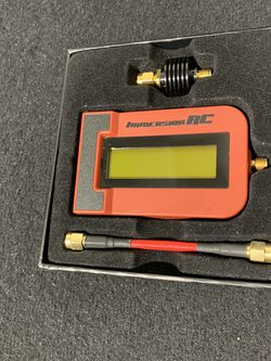 Immersion RC RF Power Meter IMRFPWRM Used for Sale in The Bronx,  NY