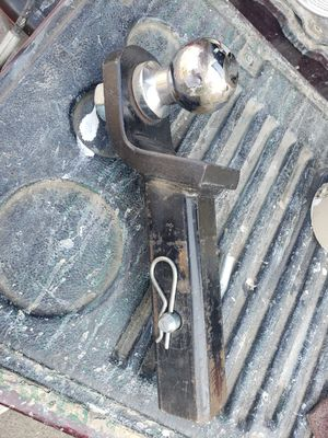 Tow hitch insert 2 and 5/16 ball for Sale in Fresno, CA