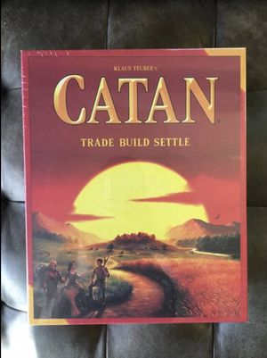 Settlers of Catan Board Game for Sale in Livermore, CA