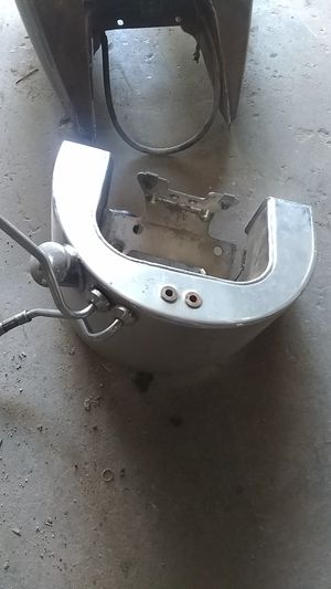 Oil tank for Softail All Chrome for Sale in Indianapolis, IN