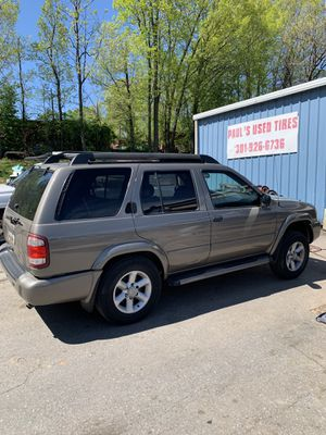2003 Nissan Pathfinder for Sale in MONTGOMRY VLG, MD
