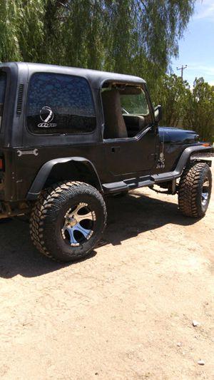 1992 jeep wrangler yj for Sale in Tucson, AZ