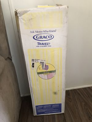 Free baby girl crib new for Sale in Zebulon, NC