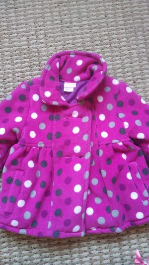 Polka dot toddler jacket $10 for Sale in Long Beach, CA
