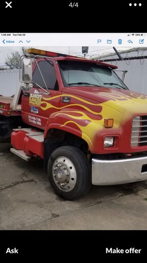 1997 Chevy 6500 Flatbed for Sale in Irving, TX
