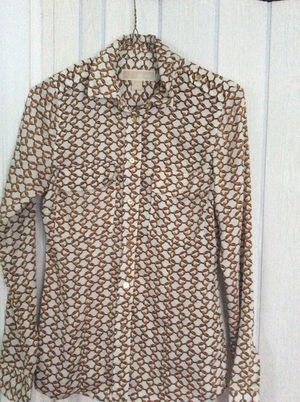 Beautiful Michael Kors Shirt size S for Sale in Silver Spring, MD