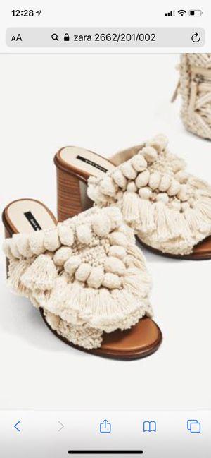 Zara Woman Shoes for Sale in Philadelphia, PA
