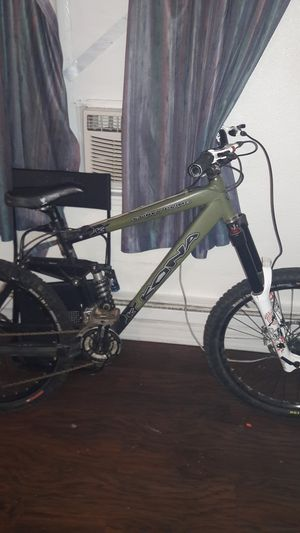 Kona downhill mountain bike for Sale in Federal Way, WA