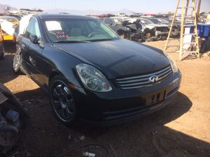 2003 Infinity G35 for parts for Sale in Phoenix, AZ
