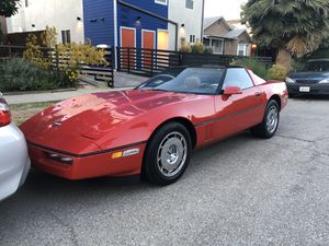 Chevy Corvette 1985 for Sale in Los Angeles, CA