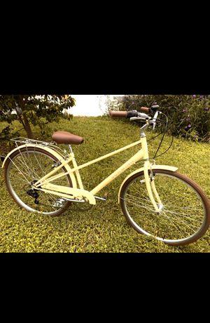Schwinn Admiral Hybrid Bike, 7-speeds, 700c wheels, White/Cream for Sale in Lake Worth, FL