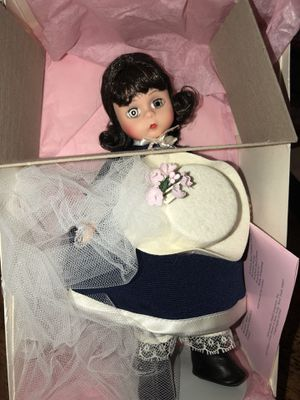 Madame Alexander Bonnie Blue Riding doll for Sale in Spanaway, WA